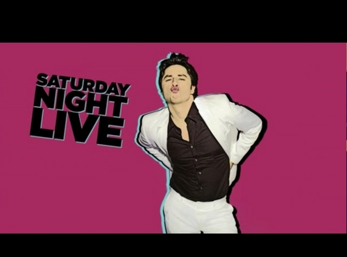 Zach Braff 바탕화면 containing a portrait titled Promos OF Zach ON SNL