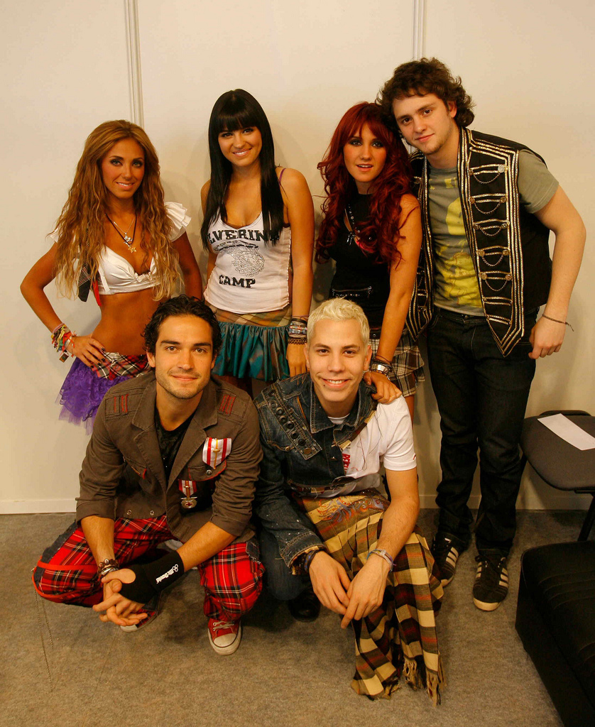 RBD - rbd-band photo