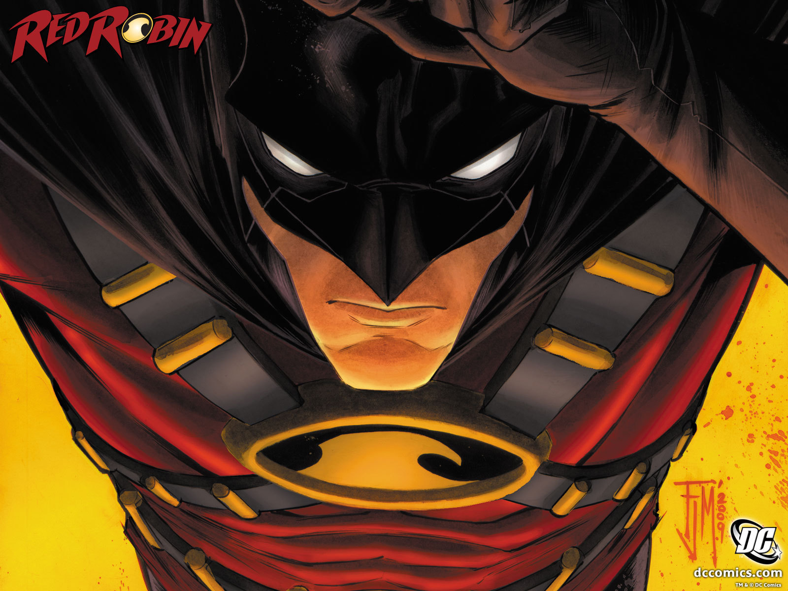 Tim Drake images REd Robin #1 HD wallpaper and background ...