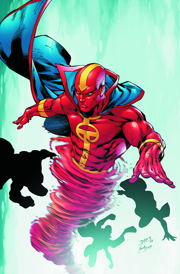 Red Tornado - DC Comics Photo (6655496) - Fanpop