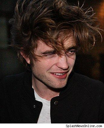 Rob's...Hair.