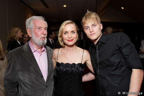 Robert Benton, Radha Mitchell and Toby Hemingway