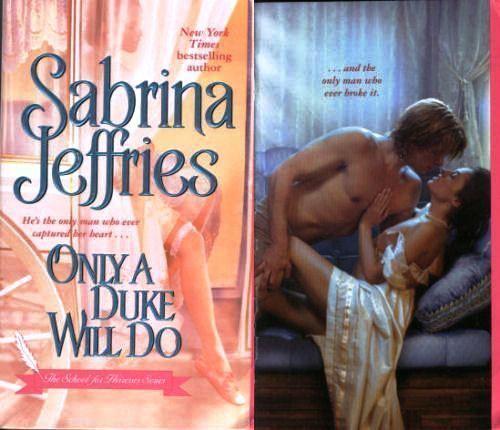 Sabrina Jeffries - Only A Duke WIll Do