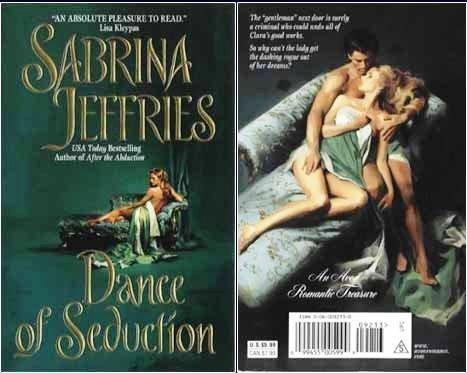 Sabrina Jeffries -  Dance of Seduction