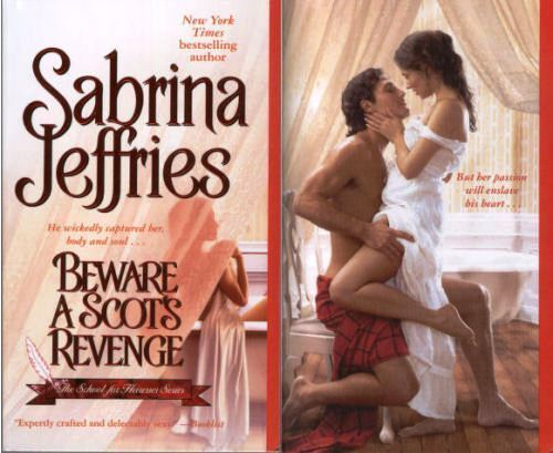Sabrina Jeffries - Beware A Scot's Revenge