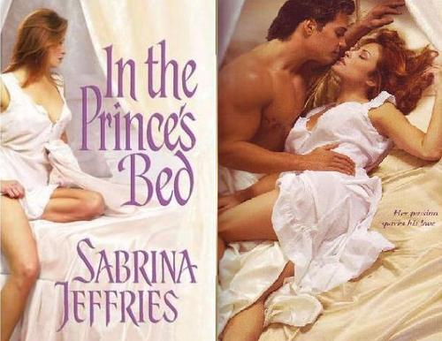 Historical Romance wallpaper containing a portrait called Sabrina Jeffries - In The Prince's Bed
