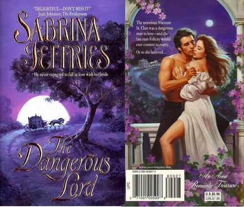 Sabrina Jeffries - The Dangerous Lord