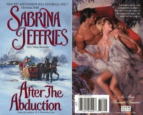 Historical Romance wallpaper with anime entitled Sabrina Jeffries -  After the Abduction