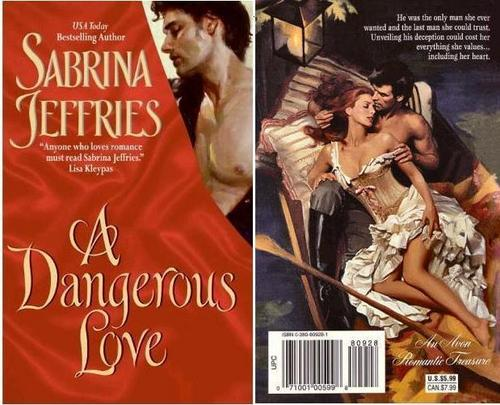 Sabrina Jeffries - A Dangerous प्यार