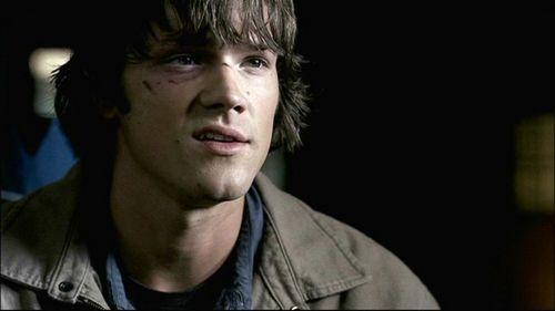 Sam Winchester's faces