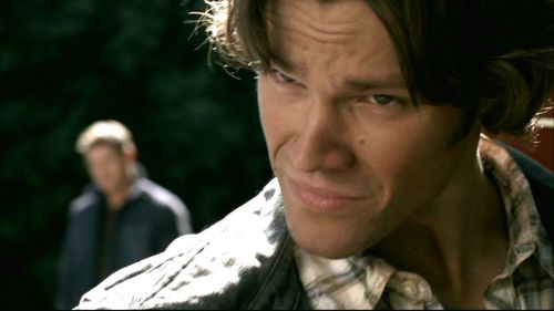 Sam  Winchester's faces