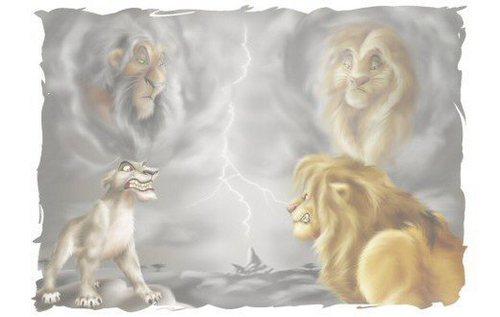 Simba & Zira