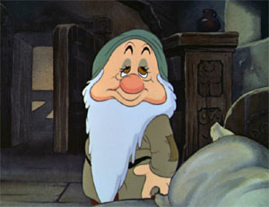 Sleepy - snow-white-and-the-seven-dwarfs Photo