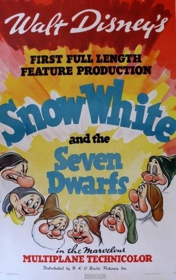 Snow White Movie Poster