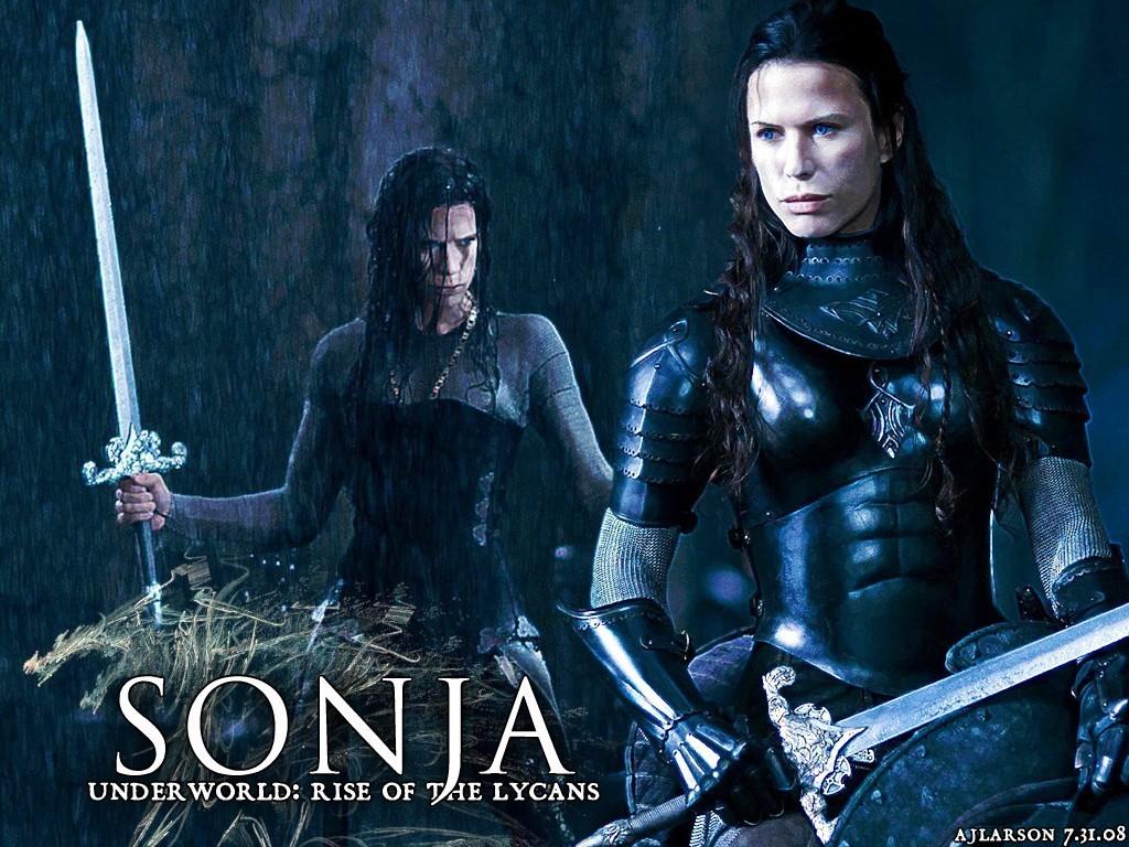 Underworld Selene And Sonja Sonja & Lucian ima...
