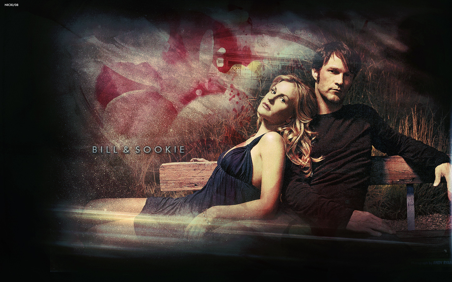 Couples - Bill ღ Sookie (True Blood) #1: Because it was