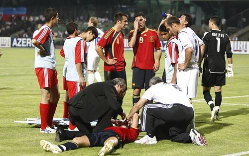 Spain vs. Azerbajan