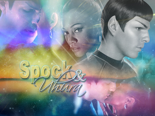 Spock&Uhura