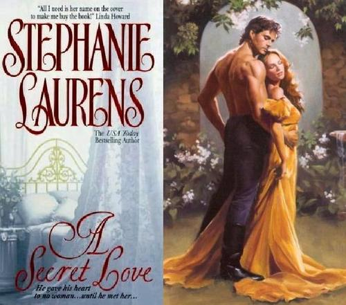 Romance Novels wallpaper probably containing a dinner dress called Stephanie Laurens