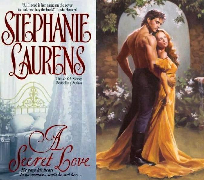 Romance novels stephanie laurens