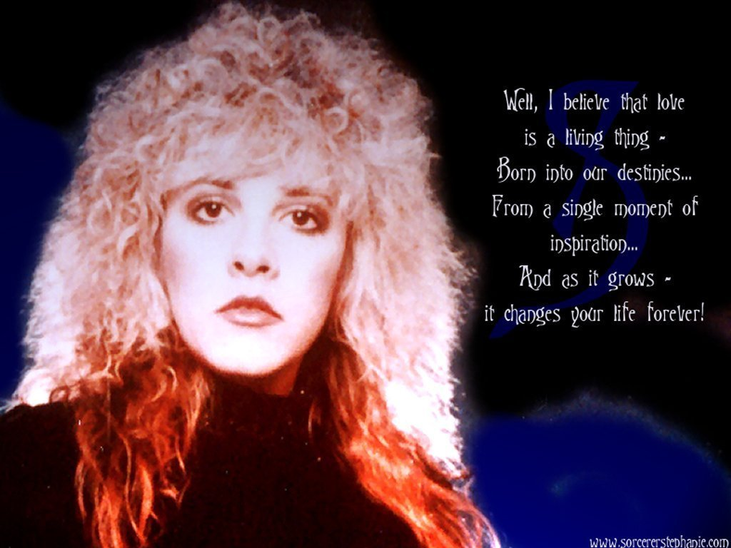 Pics Of Stevie Nicks On Huff Post No Curls Curltalk