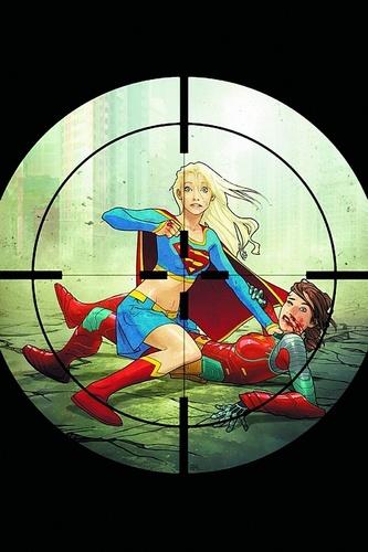 Supergirl #45