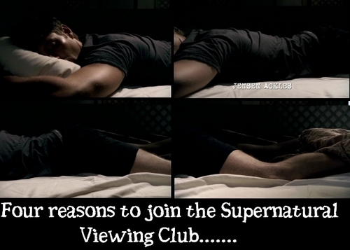 supernatural Viewing Club