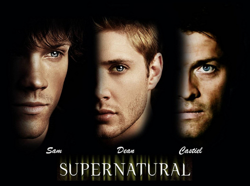 Supernatural wallpaper with a portrait entitled Supernatural