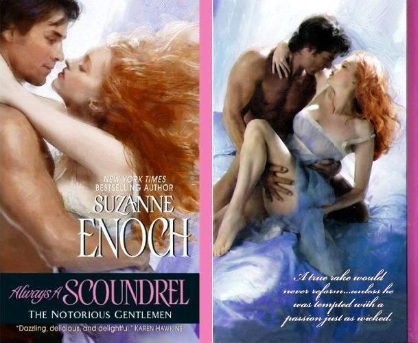 Suzanne Enoch - Always A Scoundrel