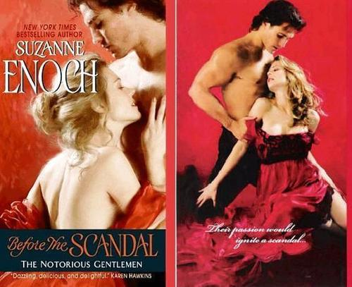 Historical Romance wallpaper titled Suzanne Enoch - Before The Scandal