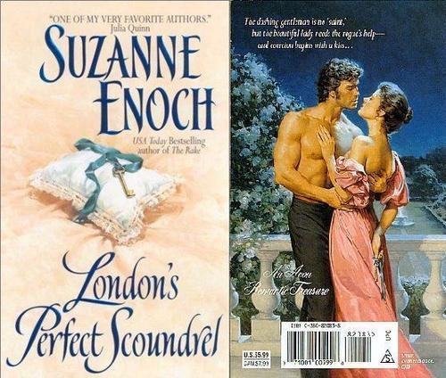 Historical Romance wallpaper possibly containing anime called Suzanne Enoch - London's Perfect Scoundrel