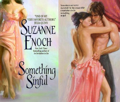 Suzanne Enoch - Something Sinful