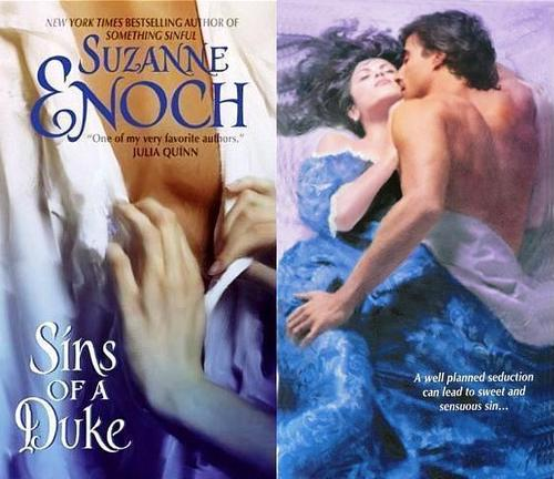 Suzanne Enoch - Sins of A Duke