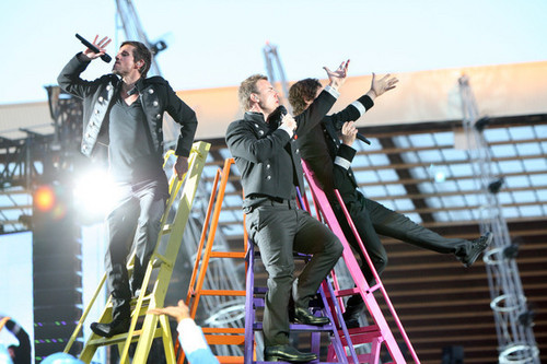 Take That The Circus Tour Live - Rehearsals