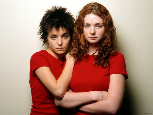t.A.T.u. wallpaper probably containing a portrait called Tatu
