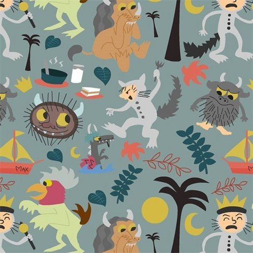 Where The Wild Things Are wallpaper titled Terrible Yellow Eyes