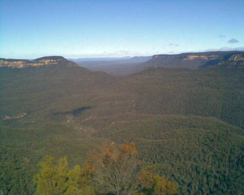 The Blue Mountains, Australia