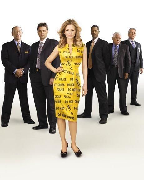 The Closer- Season 5 Cast Promo Pic