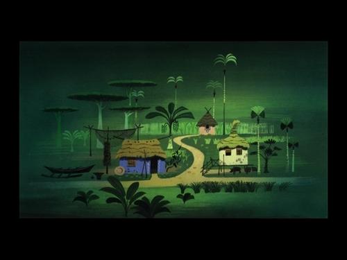 The Island of Naboombu