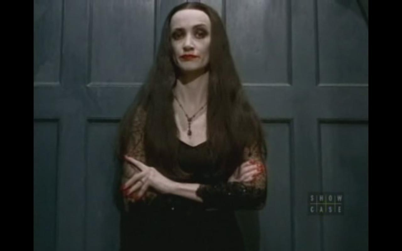 The New Addams Family images Morticia - unimpressed HD ...