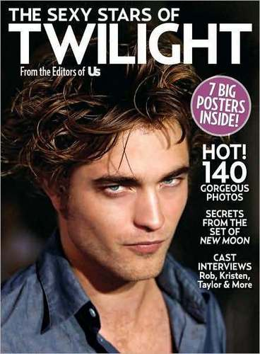 The Sexy Stars of Twilight Magazine!