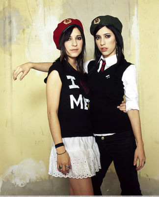 The Veronicas<333