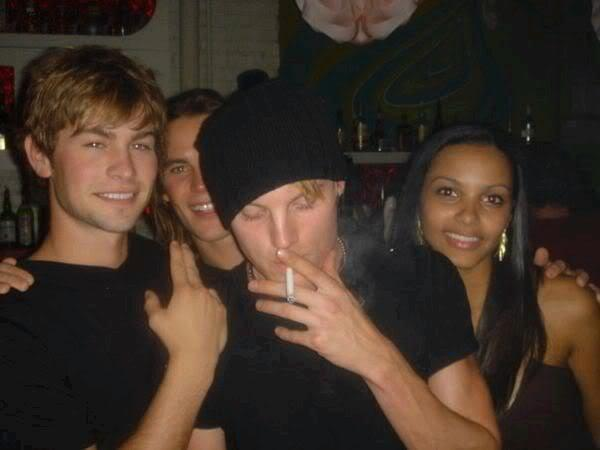 Toby Hemingway, Taylor Kitsch, Chase Crawford, Jessica Lucas