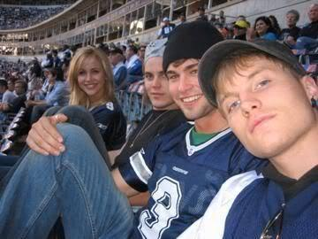 Toby Hemingway, Taylor Kitsch, Chase Crawford
