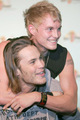 Toby Hemingway and Taylor Kitsch