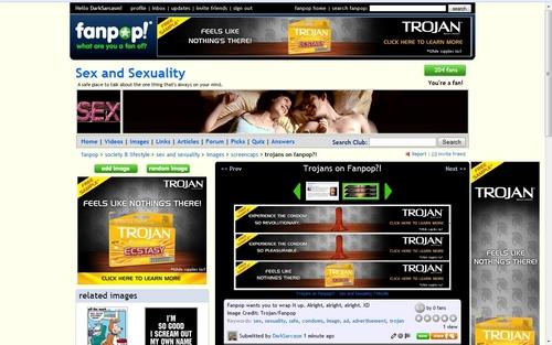 Trojans on Fanpop?!