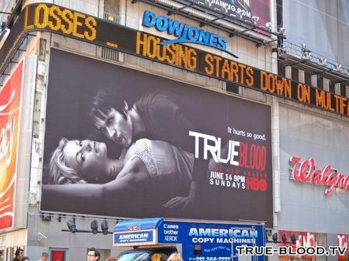 True Blood Season 2 Ads