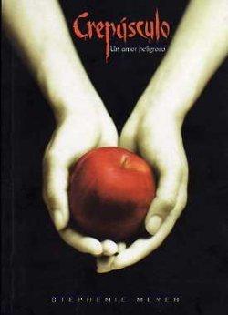 Twilight Latin America & Spain (Spanish) Book Cover (Crepúsculo)