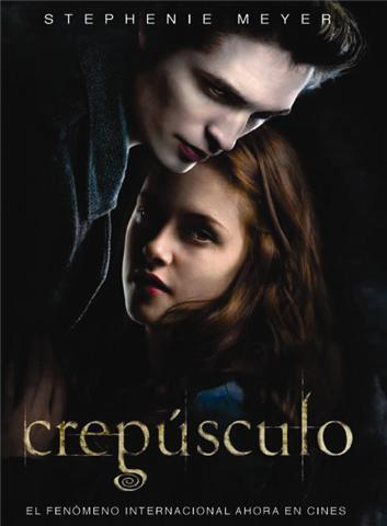 Twilight Latin America Special Edition Book Cover (Crepúsculo)
