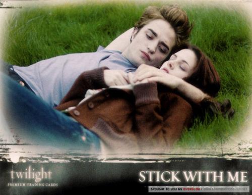 Twilight Trading Cards